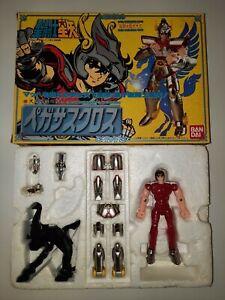 Bandai 1987 Vintage Saint Seiya Pegasus figure.US seller.