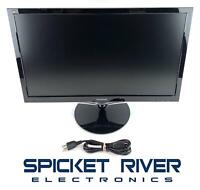 "ViewSonic VX2452MH 24"" Full HD Gaming / LED Monitor with Stand HDMI DMI VGA"