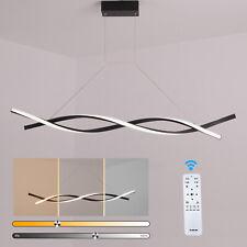 24W LED Hängeleuchte Kronleuchter Pendelleuchte  Kronleuchter Esszimmer Dimmbar