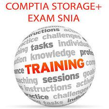 CompTIA Almacenamiento + Exam Prep SNIA-Video Tutorial DVD de entrenamiento
