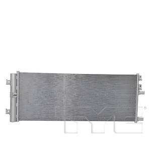 TYC 30178 A/C Condenser Assembly for Chevrolet Silverado 2500 HD 6.6L  2020-2021