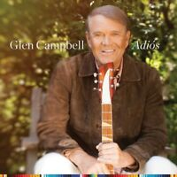 GLEN CAMPBELL - ADIOS   CD NEW!