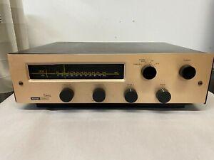 Harman Kardon Sonata Mono Tube Receiver High Fidelity Amplifier FM Tuner FA-10