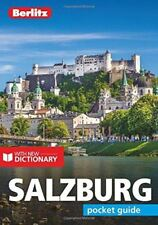 Berlitz Pocket Guide Salzburg Latest Edition