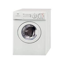 Lave-linge et sèche-linge blanc