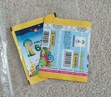 Panini 2014 world cup sticker packets