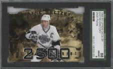 1994-95 SP 2500 Points Wayne Gretzky SGC 88 HOF