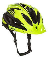 AWE®AWEAir™ InMould Adult Mens Cycling Bicycle Helmet 58-61cm Neon Yellow