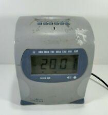 Pyramid 2600 Time Clock Punch Recorder No Keys