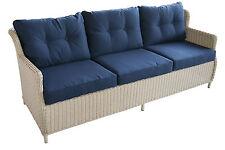 Polyrattan Lounge Set - Garnitur Sitzgruppe - Elegant Komfortabel - Gartenmöbel