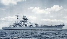 BATTLE OF THE DENMARK STRAIT AND THE SINKING OF THE BISMARCK - 32 PHOTOGRAPHS