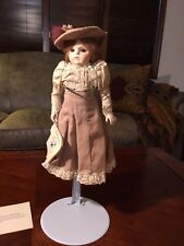 Alicia Repro Bru Jne 9 #220 Doll by Jerri  New in Box Mint Condition Gibson Girl