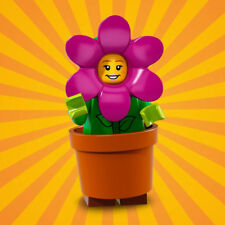 LEGO Minifigure S18 Flower Pot Girl - minifig col325 FREE POST Lego-Emporium