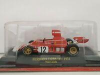 1/43 FERRARI 312B3-74 1974 N. LAUDA F1 FORMULA 1 COCHE ESCALA SCALE CAR DIECAST
