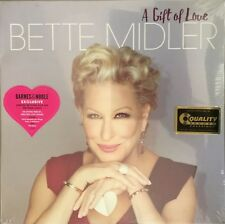 BETTE MIDLER A GIFT OF LOVE 2LP PINK VINYL