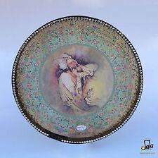 Persian Painting Daf , Deff , Def , Erbane , Bendir With Soft Case NDR-154