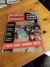 motorcycle mechanics/lambretta tips/sachs/villiers/triumph t110/mm 3-wheeler/