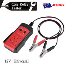 Universal 12V Electronic Automotive Relay Tester for Cars Auto Battery checker