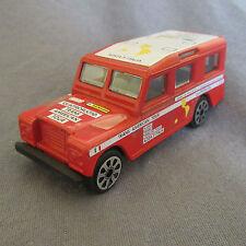 9E Burago 4171 Land Rover Trans American Tour 1:47