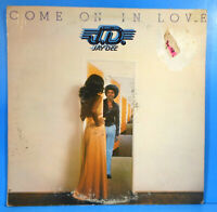 JAY DEE COME ON IN LOVE LP 1974 PROMO SOUL DISCO GREAT CONDITION! VG++/VG!!