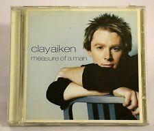 Clay Aiken Measure Of A Man CD 2003 RCA Records Soft Rock Pop Music