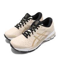 Asics Gel-Kayano 26 Birch Champagne Gold Black Women Running Shoes 1012A655-200