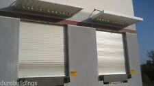 DuroSteel Janus 12u0027 Wide By 14u0027 Tall 2000 Series Commercial Roll Up Door