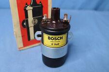 Rare! NOS Early Bosch Volkswagen Black Ignition Coil 0 221 100 025 Porsche 356