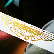 1 Pcs of Wings Gold Color Alloy Hollow Sticker Decal Badge All Series