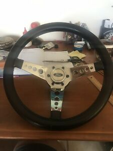 Aftermarket Ford Sports Steering Wheel With Boss Kit Suit XA XB XC ZF ZG ZH