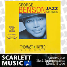 Thomastik-Infeld Gb114 Jazz Guitar Strings George Benson - Nickel Flatwound