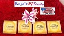 Four (4) Royale Beauty L-Gluta Power Anti-Aging Soap Prevents Aging Exp 2019