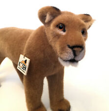 3750  Lioness Koesen Kosen Luxury Plush Stuffed Animal