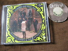 1 Track Promo CD I Learned The Hard Way Sharon & Jones Dap-Kings 2010 Germany?
