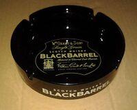CENDRIER DE LA MARQUE BLACK BARREL WHISKY - COLLECTOR