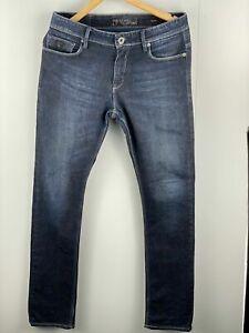 Guess Los Angeles Stretch Men's Skinny Denim Jeans - Blue - Size 31