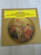Dvorak Slawische Tanze Op. 72 Kubelik 2530 593 Vinyl Record LP