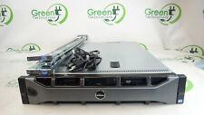 "Dell PowerEdge R520 8-Bay 3.5"" Server 1x E5-2450v2 2.50GHz 8GB 2x PSU w/ Rails"