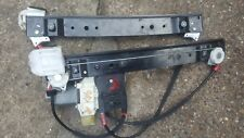 FORD GALAXY  DRIVER  REAR  DOOR ELECTRIC WINDOW MOTOR AND MECHANISM / REGULATOR