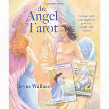 Angel Tarot Includes a full deck of 78 specially commissioned By Jayne Wallace