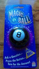 2009 NEW! Mattel Mini Magic 8 Ball with 8 Possible Answers!