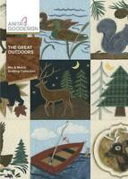 The Great Outdoors Anita Goodesign Embroidery Machine Design CD NEW