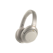 Sony WH1000XM3S Wireless Noise Cancelling Headphone Silver