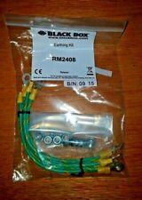 Earthing Kit Rack Grounding Kit for Select Server Cabinets RM2408