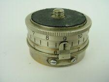 Leica Nickel FARUX Panorama Head 5cm Leitz -Rare!