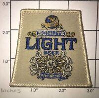 Schlitz Light Beer Patch - Vintage