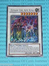 Zeman The Ape King ABPF-EN097 Secret Rare Yu-gi-oh Card Mint (U) New