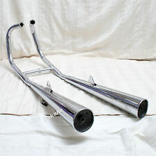 Honda Nighthawk CB250 CB 250 Exhaust System Muffler Pipe - Modify