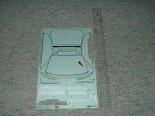 Tamiya 1/10 Nismo Coppermix GTR  decals / stickers R/C Radio Control lot2  Large
