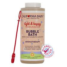 California Baby 13oz Light & Happy Bubble Bath